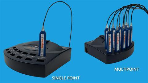 c port 1200 for single and multipoint data acquisition
