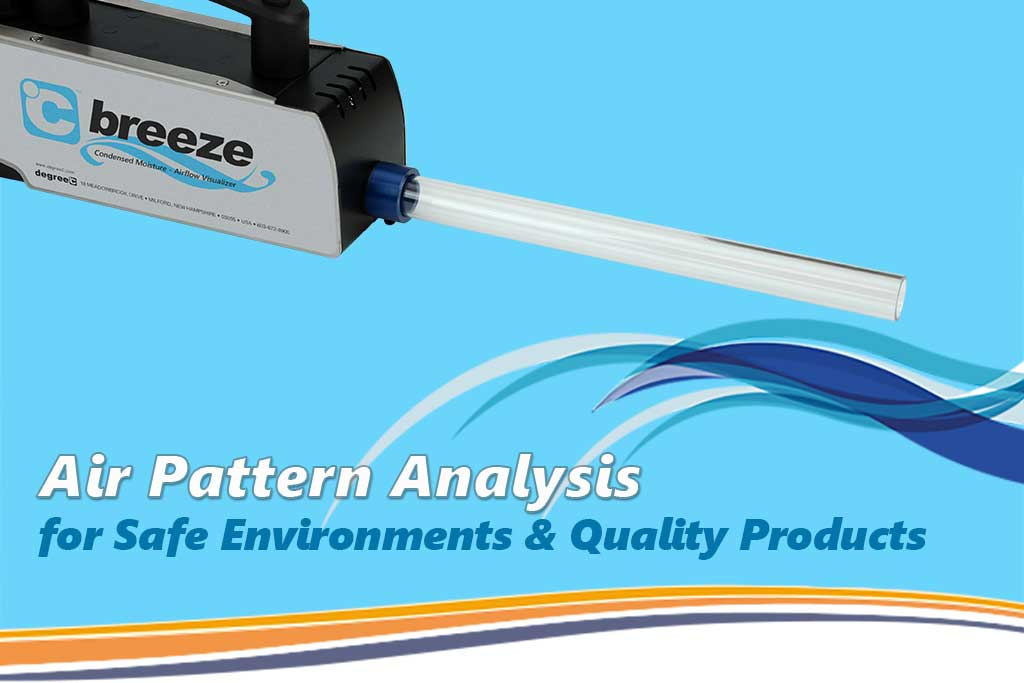 tools for air pattern analysis