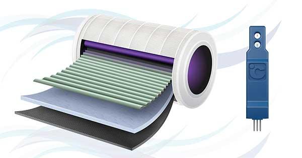 air filter and f660 sensor