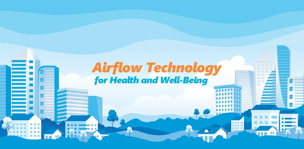 airflow for health and well being