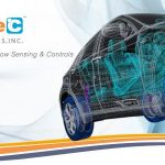 automotive multipoint airflow sensing