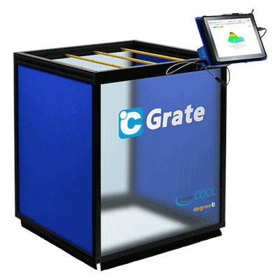 c grate airflow capture system