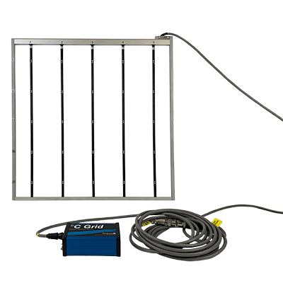 c grid multi-point airflow measurement