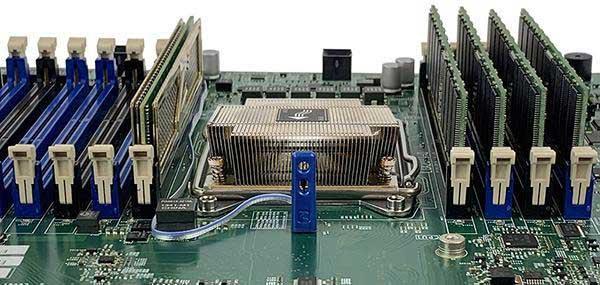 uas 1000 ef sensor on circuit board