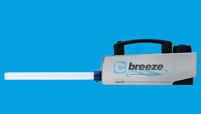 c breeze airflow visualizer