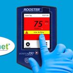 Rooster Monitor200 with bacnet