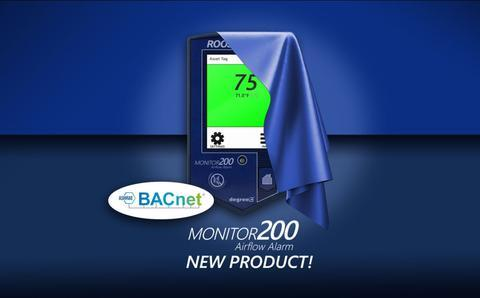 unveiling rooster monitor200 with bacnet