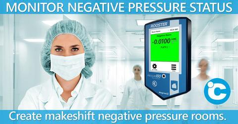 rooster pressure100 for healthcare industry