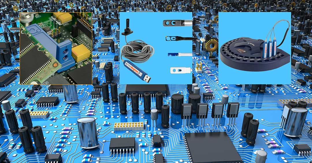 embedded sensors from degree controls