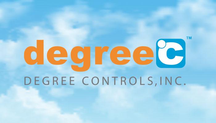 degree controls logo sky