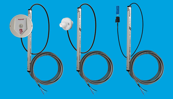 application specific air velocity and temperature sensors