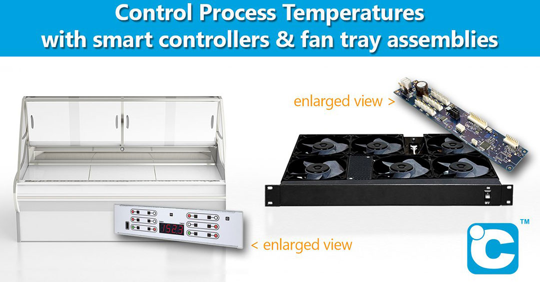 smart thermal management controllers