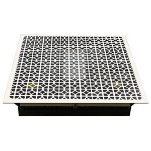 HotSpotr with ASM perforated tile