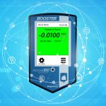 Air pressure monitor for healthcare facilities to contain airborne contaminants.