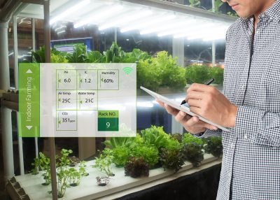 Maximize crop yields with multipoint airflow measurement